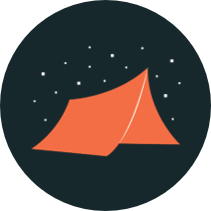 Minors Tent Icon